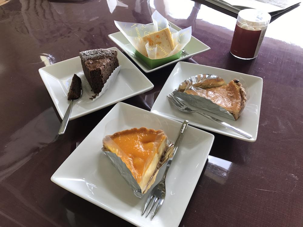 【スイーツ部】ミニョンのケーキ