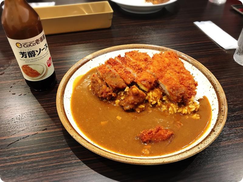 【ランチ部】CoCo壱番屋 手仕込み三昧カレー 1,428円