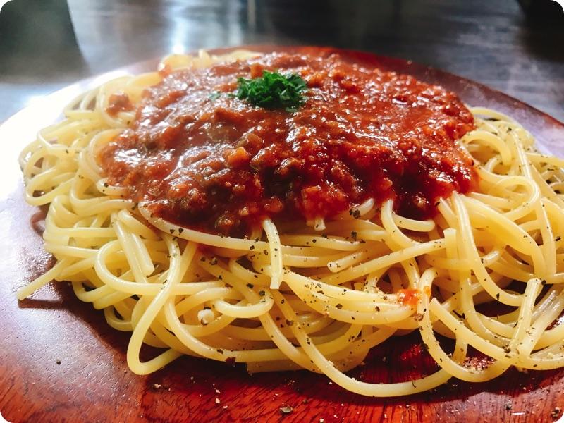 【ランチ部】Forestale Uno (フォレスターレウーノ)本日のスパゲッティ1,000円