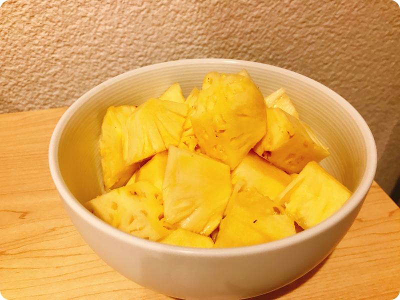【おやつ部】三和のパイナップル 200円