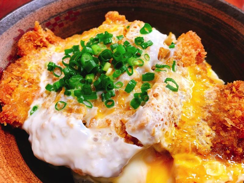 【ランチ部】やいま食堂 カツ丼 600円