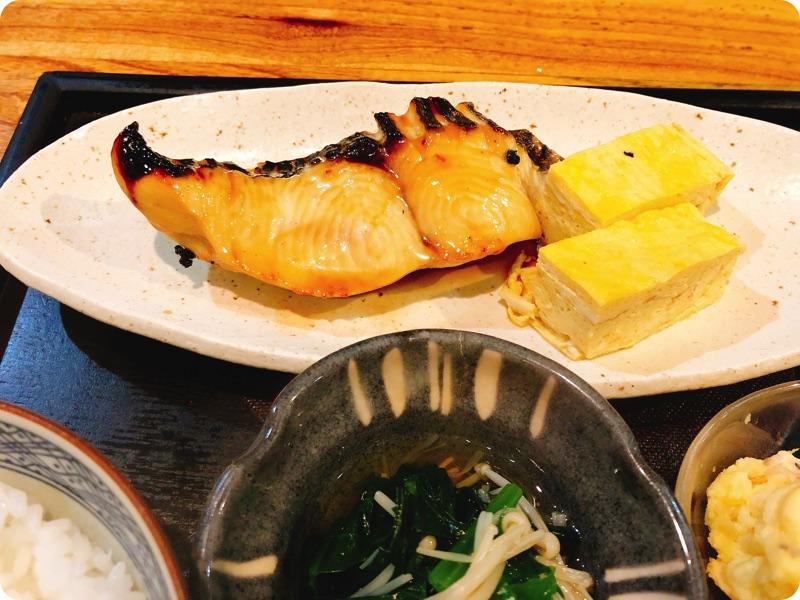【ランチ部】和食 楽味  日替わり定食1,000円