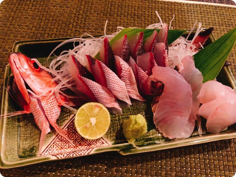 【ディナー部】鮮魚 あわ屋