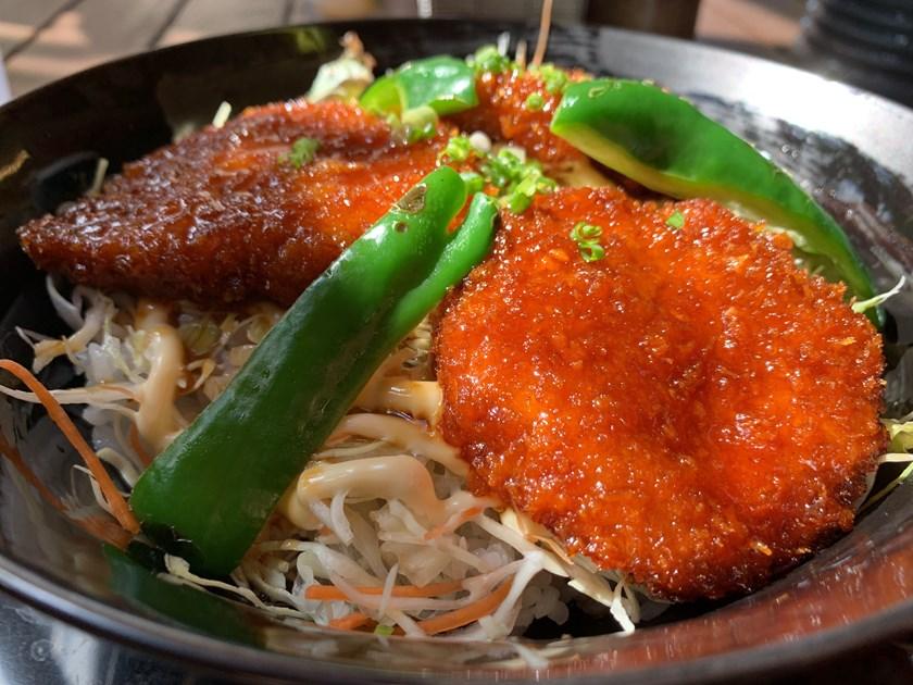 【ランチ部】海の見える食堂 フサキガーデンテラス 日替わり 800円