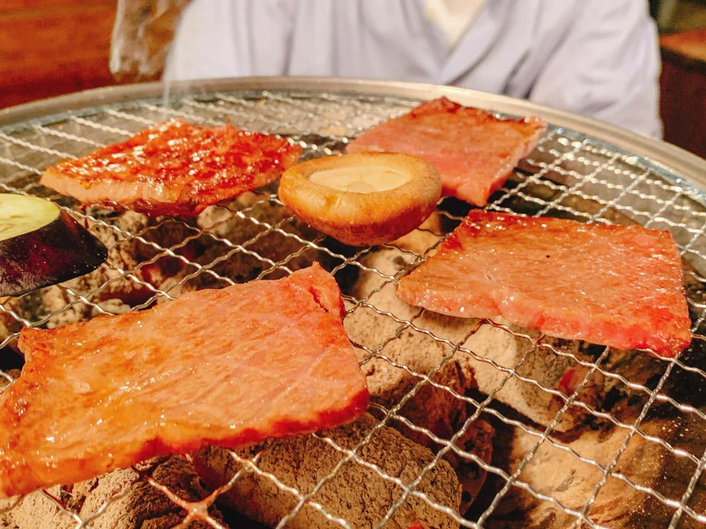 【夕食部】炭火焼肉 misaki
