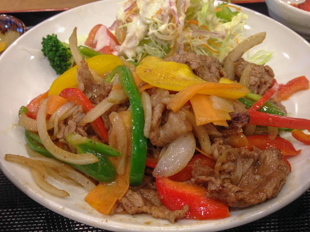 【ランチ部】もちの木食堂 日替わり定食 1,250円