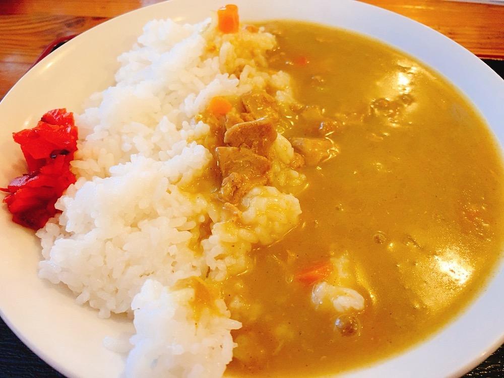 【朝食部】あらかわ食堂が朝カレーはじめた!? → ホンマや