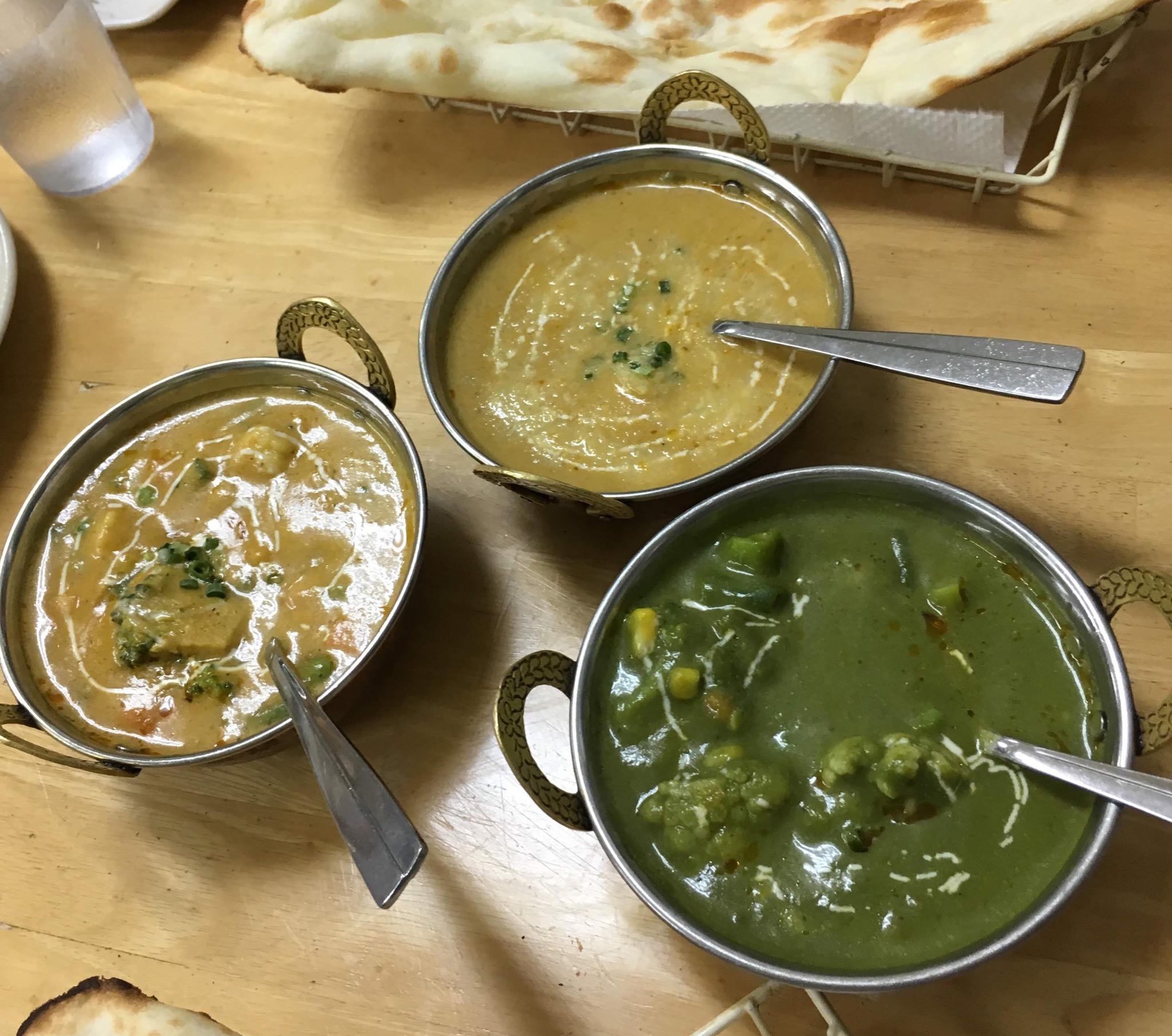 【夕食部】インドの食堂🇮🇳カマル🇮🇳