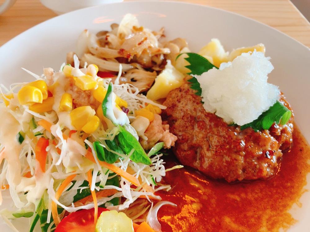 【ランチ部】キッチンひよこ 日替わり定食 1,100円