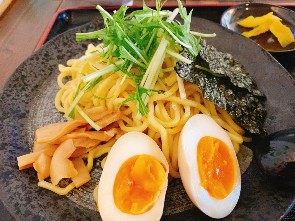【ランチ部】あちまゆん つけ麺 999円