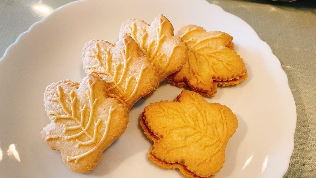 【おやつ部】メープルクッキー、残り少なくなりました!